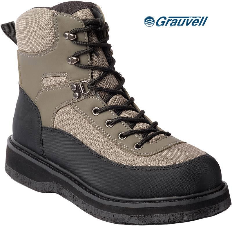 Chaussure WADING Grauvell Kansas Feutre