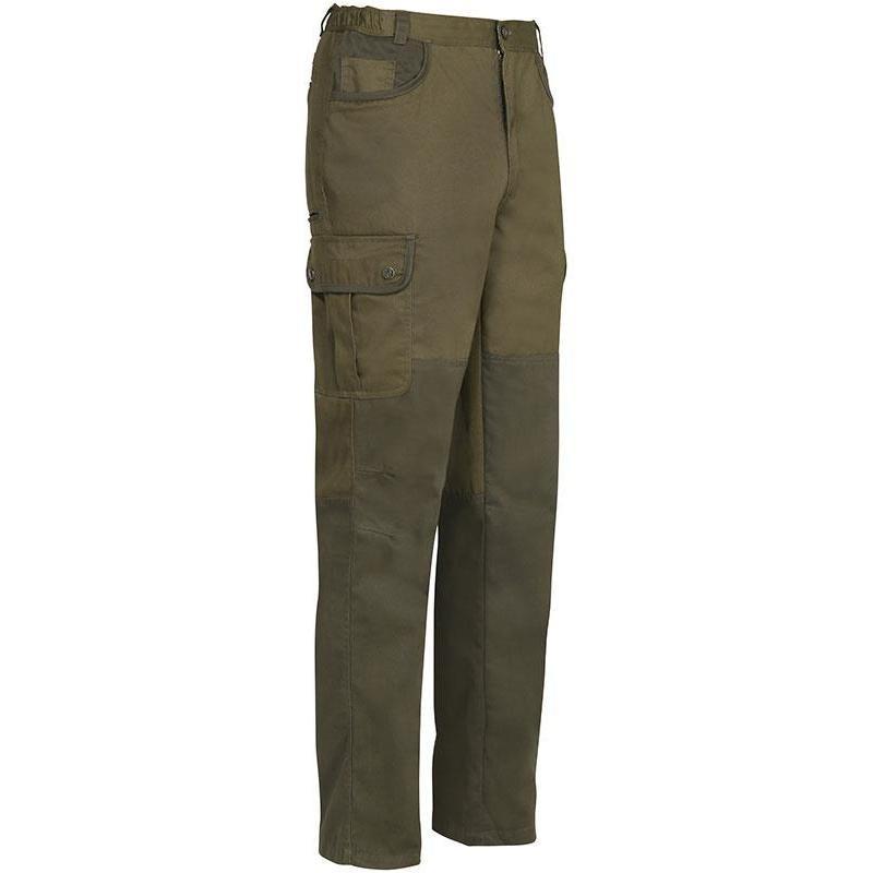 Pantalon Savane Chasse kaki