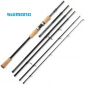 CANNE SPINNING SHIMANO S.T.C MULTI SPIN